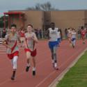 SBMS track meet-8th boys