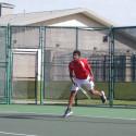 Varsity Tiger Tennis @ District Tournament