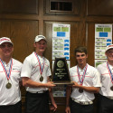 TIGER GOLF District Championship photos.