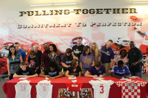 Group signing