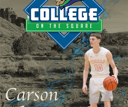 Carson Hammond signs with Western Texas College
