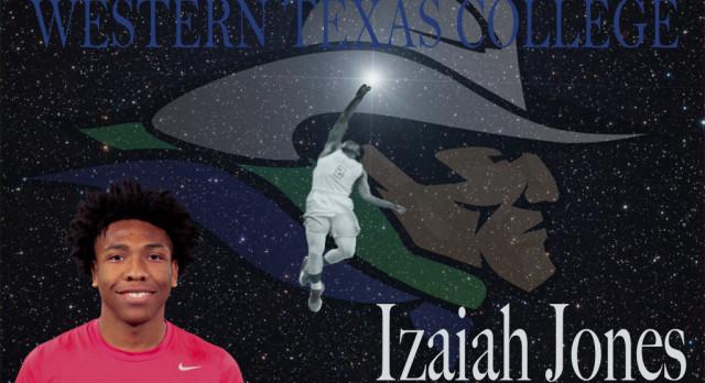 Izaiah Jones signs with Western Texas College