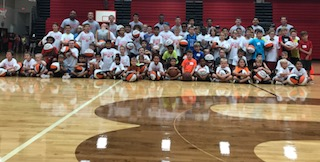 Belton Hoops Summer Camp Concludes