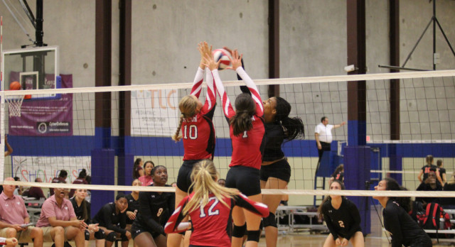 Belton wins six of seven games, goes undefeated on Friday at Westwood VB Showcase