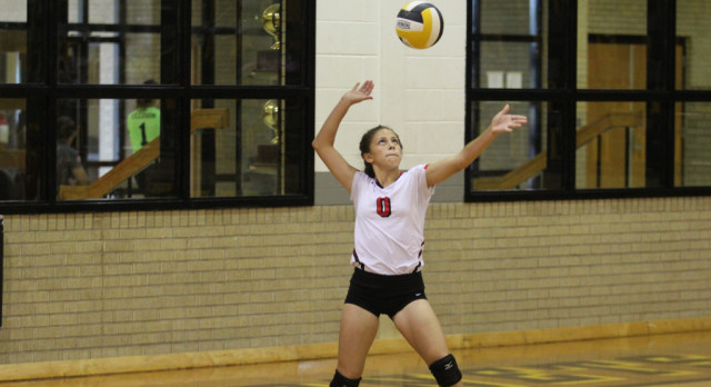 JV volleyball goes 2-1 in opening day of Gatesville Jayvee Tournament