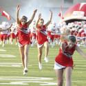 Belton vs Stony Point Cheerleader Photos