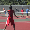 JV Tennis Vs. Georgetown