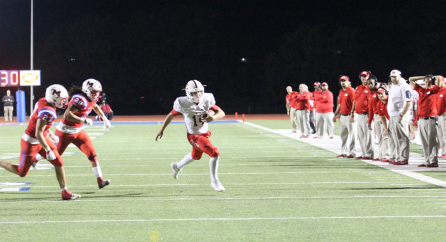 Long plays aid Midway over Belton, 53-32