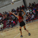 NBMS vs. Lamar- VB 7th grade