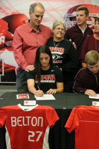 Beth Signing