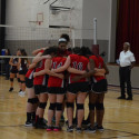 NBMS vs. Lamar- 8th VB