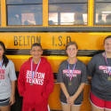 Tiger Tennis at Killeen Freshman Tournament