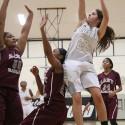 Varsity Girls Basketball vs Romulus