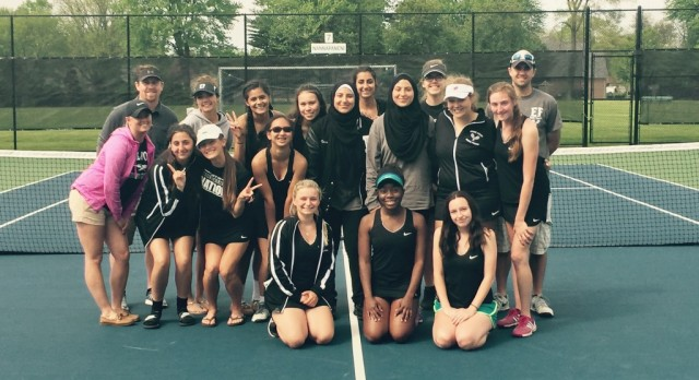 EF Tennis Qualifies for states
