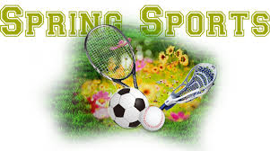 Spring Sports Banquet – Monday June 6