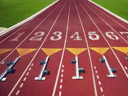 Track Advancing to District Finals