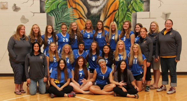 Summer Volleyball Schedule 2016