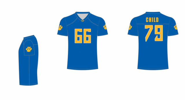 Parents/Fan Jerseys Available ~ Limited Time