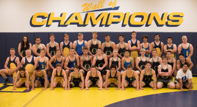 OHS Wrestling @ Rocky Mountain Rumble (Jan. 20-21)
