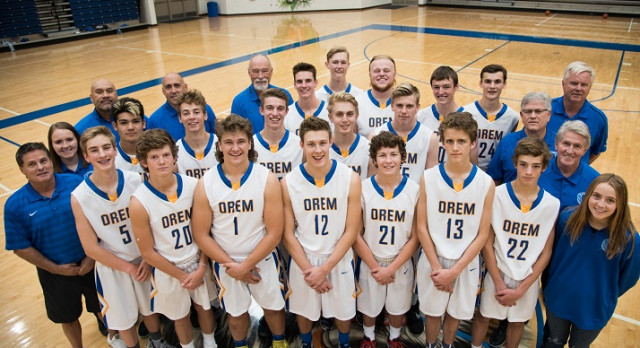 OHS Basketball travels to Provo to take on the Bulldogs tonight (Jan. 17)