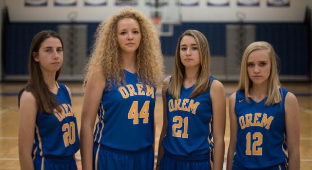 OHS Girls Basketball Senior Night vs Provo at home tonight (Feb. 10)