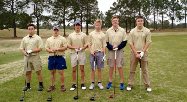 Boys Golf continues to improve
