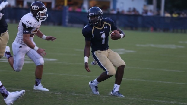 Vote Armstrong for the top Coastal Alabama football performance of the week!