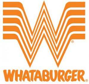 What A Burger Logo