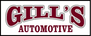 Gill's Automotive Logo
