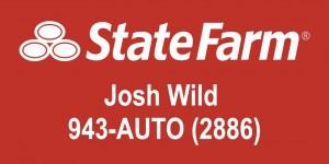 State Farm Josh Wild sign