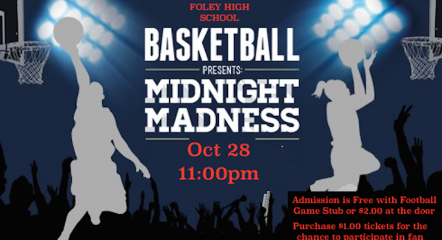 Basketball set to host Midnight Madness this Friday