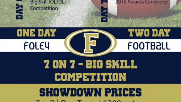 7on7 Flyer 2017