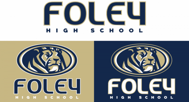 New Branding and Marks for Foley High School