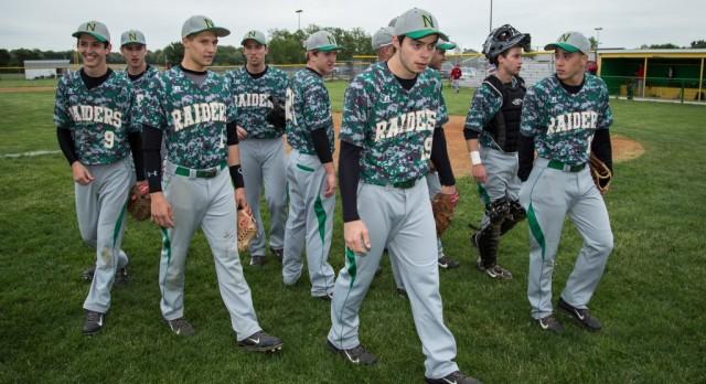 Northridge High School Varsity Baseball falls to Chesterton High School 2-4