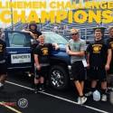 Lineman Challenge Champions