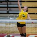 Girls JV Volleyball vs Goshen 9-14-17
