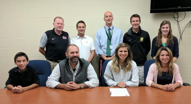 Adams signs to run at Indiana Wesleyan