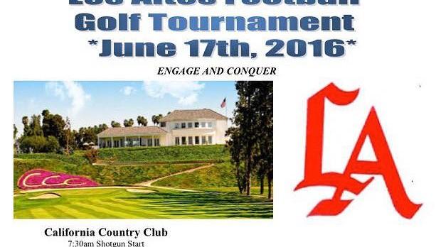 Los Altos Football Golf Tournament