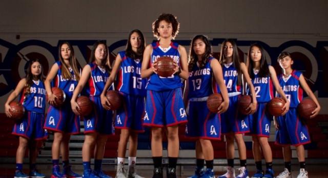 Girls Basketball Cracks Walnut at Home