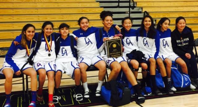 Girls Basketball Dominates Ontario Tournament