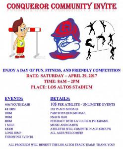 Track Invite