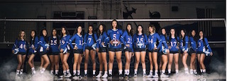 Girls Volleyball is Back on Track