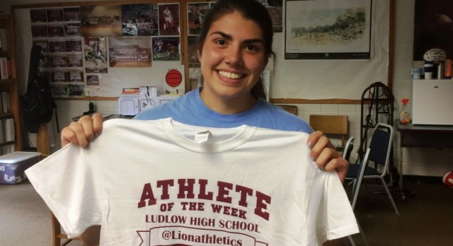 Athlete of the Week – Abigail Terrinca