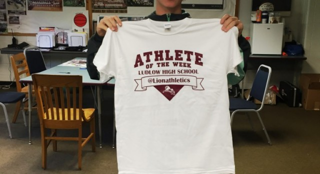 Athlete of the Week – Max Cocchi