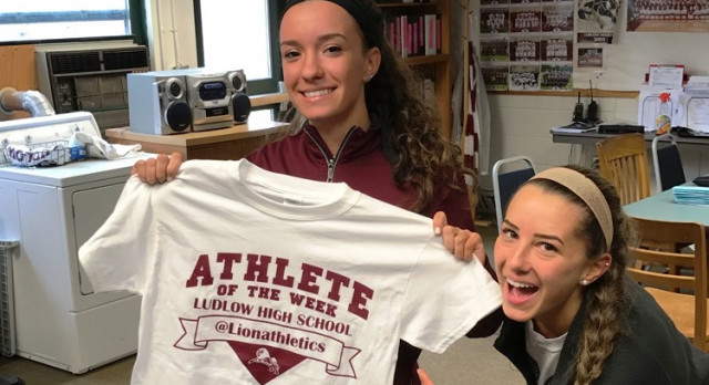LUDTENNIS' Dominique Alves Athlete of the Week