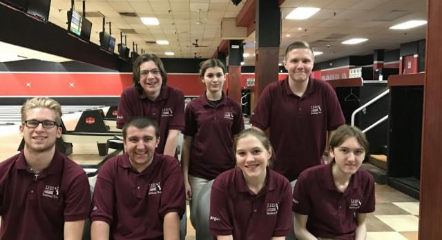 LHS Club Bowls a Strike!