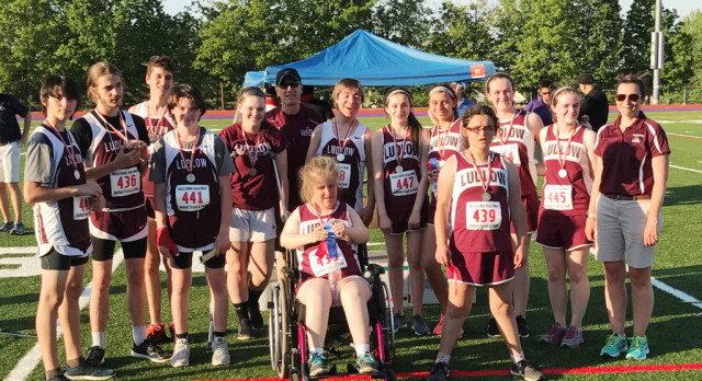 Unified T&F takes 2nd at PVIAC Championship