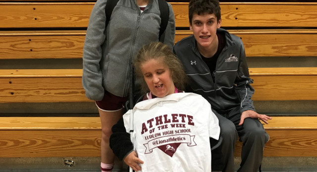 Athlete of the Week  Jillian Allaire