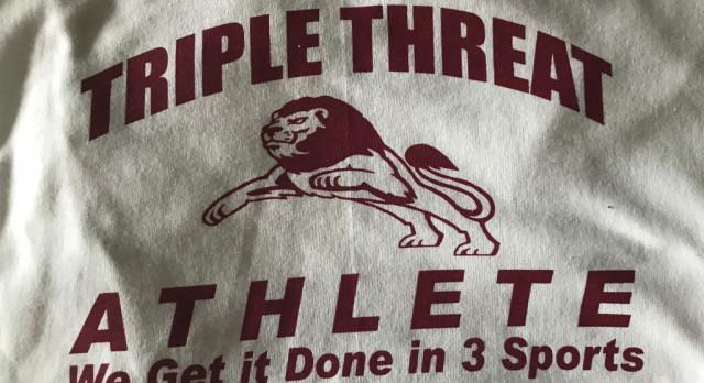 TRIPLE THREAT AWARD