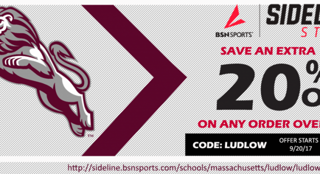 Sideline Store Special offer